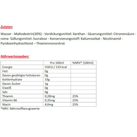 Enervit Isotonic Gel 24x60ml, apple